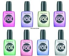 New Sally Hansen Color Foil Nail Polish - Assorted Shades - Pick Colors