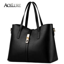 ACELURE Women Bag New Ladies Shoulder Bag High Quality PU Leather Ladies Handbag
