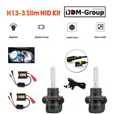 35W H13 Bi-xenon (High HID / Low HID) Conversion HID Slim Kit 43K, 6K, 8K, 10K !