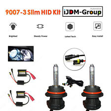 35W 9007 HB5 Bi-xenon (High HID / Low HID) HID Slim Kit 43K, 6K, 8K, 10K !