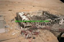 Iraqi Command Post Color Photo Military Desert Storm 1991 Army  War VET
