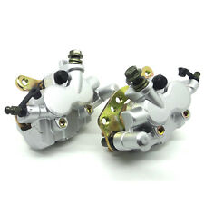 Front Brake Caliper Set For KAWASAKI KRF750 4X4 Teryx 750 2010-2013 with pads