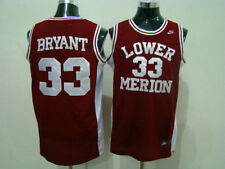 Kobe Bryant #33 Throwback Jersey Lower Marion High School - FREE SHIP TO WORLD