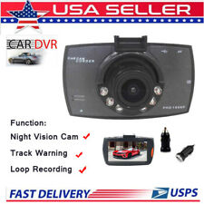 2.4 Inch LCD Car DVR Camera Night Vision Cam Dash Video Driving Recorder 1080P