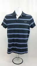 NWT Men Hollister by Abercrombie  Striped pattern Polo Shirt - Size S