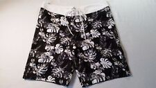 NWT Hollister by Abercrombie Mens Swim Shorts Board Trunks Classic Fit - Size XL