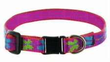 NEW LUPINE CAT SAFETY COLLAR - WING IT PINK BUTTERFLY Made in USA - GUARANTEED!