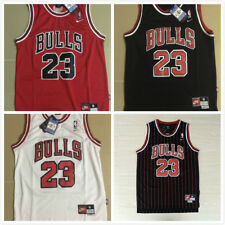 Chicago Bulls Michael Jordan #23 Basketball Jersey Swingman Men S-XXL NBA