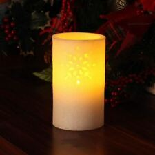 Led Flameless Candle Lamp With Timer Function for Home Decor (USA Shipping)