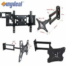 New Articulating Tilt LED LCD Plasma TV Wall Mount 11 22 32 42 50 60 65 SUNYDEAL