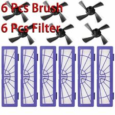 Newest Filter + Side Brushes Replacement for Neato Botvac 70e 75 80 85