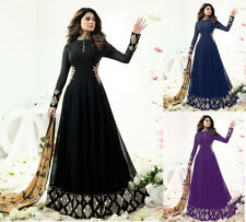 Indian Bollywood Salwar Kameez Pakistani Designer Anarkali Wedding Suit MDD
