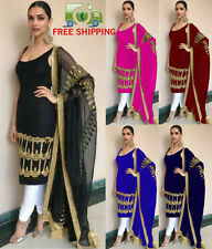 Salwar Kameez Designer Bollywood Suit Indian Pakistani Ethnic Anarkali Dress SM