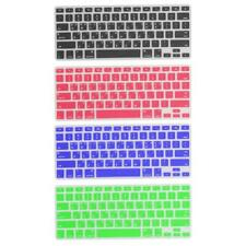 """Silicone Soft Keyboard Skin Cover Protectorfor Macbook Pro 13""""/15"""" Laptop"""