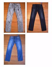 100% AUTHENTIC TRUE RELIGION BRAND JEANS MEN RELAXED SKINNY JEANS, SZ 32 or 33