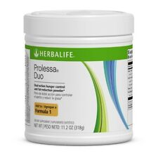 New Herbalife PROLESSA DUO Choose Size - 7 DAY 2.6 oz or 30-DAY PROGRAM 11.2 oz