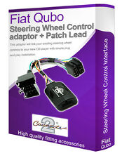 Fiat Qubo car radio adapter, Connect your Steering Wheel stalk controls