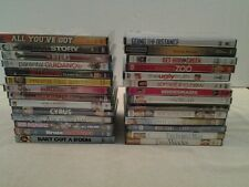 Brand New Factory Sealed lot of 30 Chick Flick DVD's you pick $2.99 each MINT