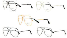 INFINITY AVIATOR LARGE Frames Photochromic Gray Bifocals Bifocal Reading Glasses