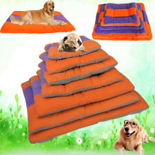 Pet Cat Bed Puppy Cushion House Pet Soft Warm Kennel Dog Sleep Mat Comfy Blanket