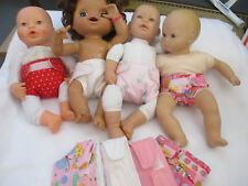 """Doll Clothes Cloth Diapers 15-17"""" Baby Dolls U-PICK  Bitty, Baby Alive Berenguer"""
