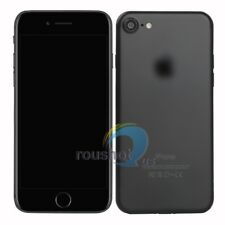 Matte/Bright Black Non-Working Dummy Phone Display Toy Fake Model For iPhone 7