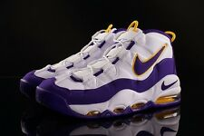 NIKE AIR UPTEMPO 9 PIPPEN Purple Max 1 Derek Fisher 97 more 90 95 Lakers Ball 96