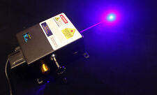 405nm 900mW Laser Active Cooled 0-5V Analog/TTL/CW Modulation Adjustable Focus