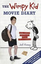 WIMPY KID MOVIE DIARY By Jeff Kinney - Hardcover *Excellent Condition*