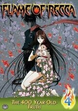 Flame Of Recca 400 Year Old Truth Vol 4 - DVD - Animated Color Dolby Ntsc NEW