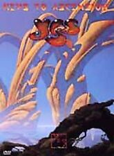 Yes - Keys To Ascension Rock Music Concert DVD 1996
