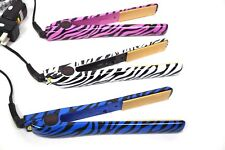 CHI TRIBAL ZEBRA COLLECTION CERAMIC HAIRSTYLING IRONSILKY SMOOTH HAIR