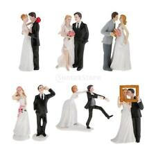 Romantic Bride Groom Cake Topper Wedding Newlywed Cake Toppers Wedding Favours