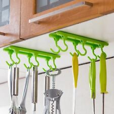 4 Color Kitchen Cabinet Wall Cabinet Hook Kitchen Storage Strong Hooks