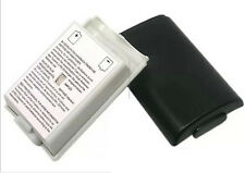 High Battery Pack Cover Shell Case Kit for Xbox 360 Wireless Controller BLCA