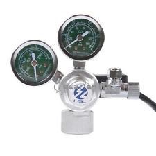 HSL Aquarium CO2 Pressure Regulator Gauge Solenoid Bubble Counter Check Valve