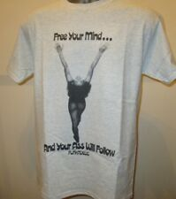 Free Your Mind And Your Ass Will Follow Funkadelic T Shirt W094 Retro Funk Music