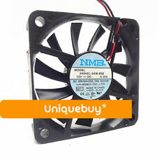For NMB 6cm 2404KL-04W-B50 0.35A 12V  Server fan