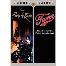 Purple Rain / Fame (DVD, 2014) • NEW • Prince, When Doves Cry, Let's Go Crazy