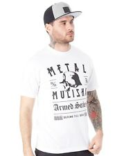 Metal Mulisha White Till Death T-Shirt