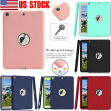 "Heavy Duty Shockproof Protective Case Cover For Apple 2017 New iPad 9.7"" Model"