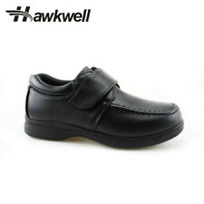 Hawkwell Kids School Uniform Black Shoes students boys girls footwear Oxford