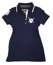 NEW Horseware Luna Short Sleeve Polo Shirt Ladies - Navy - XS, S, L, XL