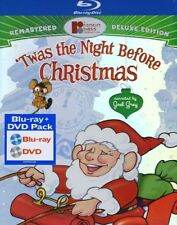 'Twas the Night Before Christmas [ (Blu-ray Used Like New) BLU-RAY/WS/Deluxe ED.