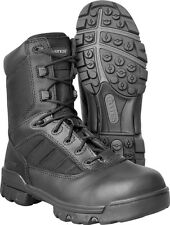 Bates Tactical Sport 8inch Side Zip Military MoD Police Leather Boots BBE02261