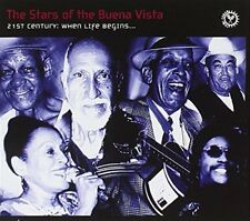 BUENA VISTA SOCIAL CLUB 21ST - Stars Of Buena Vista Social Club - CD - *NEW*