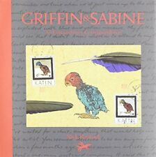 GRIFFIN SABINE AN EXTRAORDINARY CORRESPONDENCE By Nick Bantock - Hardcover Mint