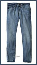 BANANA REPUBLIC MENS $69.99 SLIM STRAIGHT FIT Medium Wash JEANS BRAND NEW