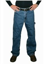 (5 Pack) RK Brand Mens Denim Carpenter Work Jeans Relaxed Fit 100% Cotton NEW