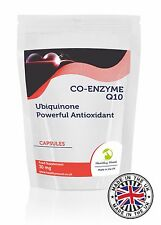 Co-Enzyme Q10 30mg CoQ10 Health Supplements 30/60/90/120/180/250 CAPSULES